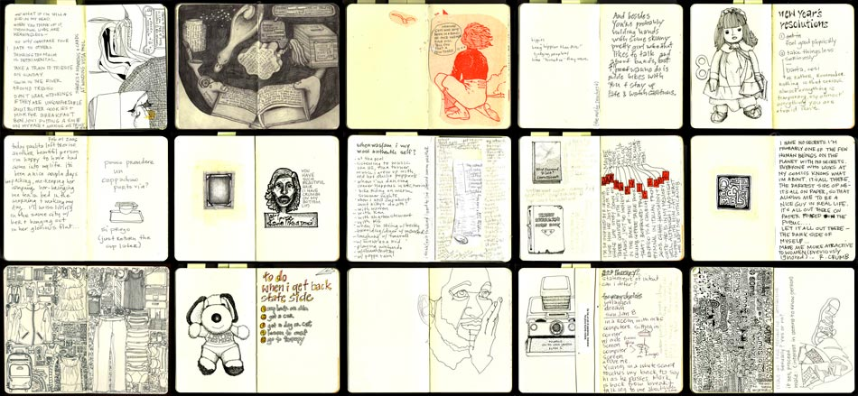 sketchbook nicole kenney